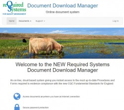 RSL DDM: Document Download Manager